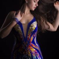 Blue Phoenix American Smooth Dress
