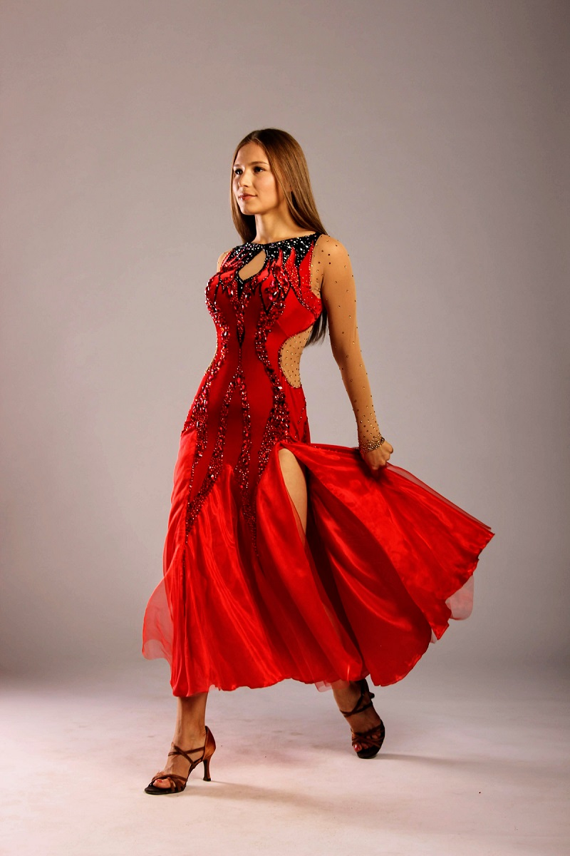 f758fe758 Latin Dance Dresses. What's hot and what's not - Ballroom Sparkle
